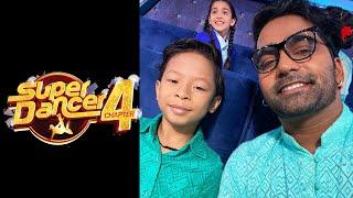 Super Dancer 4 | Fathers Day Special Me Super Guru Vaibhav Aur Soumit Ka NEW Look