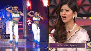 Super Dancer 4 Promo | Bhawna Aur Neerja Ka Anokha Performance, Yeh Kaali Kaali Aankhen