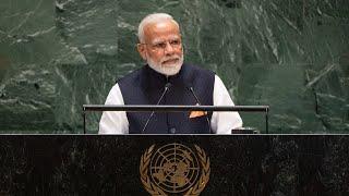 PM Modi's keynote address at UN High-Level Dialogue on Desertification, Land Degradation & Drought