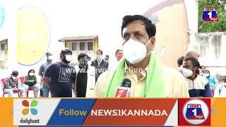 Ex MLA YSV Datta Gave Information About The funeral Of Actor Sanchari Vijay  