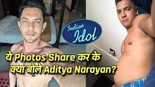 Indian Idol 12 Host Aditya Narayan Ne Share Ki Apni 2 Photos Aur Dekhiye Kya Likha?