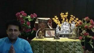 Ruhani Bhajans Live Krishna Ji 9 April // channel k // 9990001001 / 9211996655