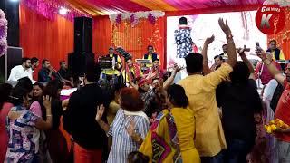 Punjabiyan Di Shaan Vakhri// live jhandewala mandir// channel k // krishna ji// devotional singer