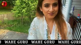Satsang shared by Tarana M Kaur  from Canada. A positive message & naam simran of Guru Nanak Dev ji.