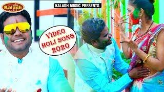 #Holi Video -रंग दिहली भीतर के सामान - Rang Dihale Bhitar Ke Saman   Holi Me Tik Tok   Tribhuan Baba