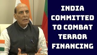 India Committed To Combat Terror Financing: Rajnath At ASEAN Defence Ministers' Meet | Catch News