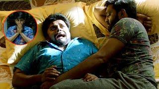 Navarasa Nayagan Tamil Movie Scenes   Ajay Puts His Legs On Naga Shourya Friend