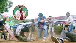 Navarasa Nayagan Tamil Movie Scenes   Naga Shourya Ultimate Fight Scene   Yamini Bhaskar