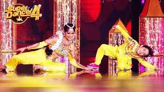 Super Dancer 4   Vartika Aur Sanchit Ka Performance Laga Dega Aag