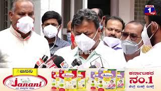 ಯಡಿಯೂರಪ್ಪರನ್ನೇ ಬದಲಿಸುವ ದೊಡ್ಡ ನಾಯಕರಾ ನೀವು...? | MP Renukacharya | BS Yediyurappa