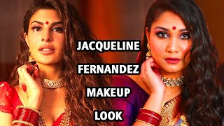 Jaqueline Fernandez Genda Phool Inspired Makeup   Bengali Makeup   Nidhi Kaiyar