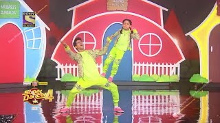 Super Dancer 4 Promo   Tushar Shetty Ke Sath Florina Ka Dhamaal Performance