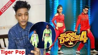 Super Dancer 4 Vartika Aur Sanchit Ka Combination Best Hai | India's Best Dancer Winner Tiger Pop