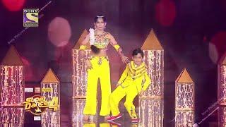 Super Dancer 4 Promo | Most Awaited Performance Vartika Aur Sanchit, Dhamakedar Dance