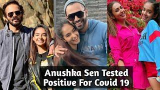 Anushka Sen Tested Positive For Covid On Set Of Khatron Ke Khiladi 11