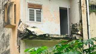 Mapusa's most dangerous buildings, These buildings could collapse at any time!
