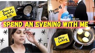 Farmaish hai Tandoori Roti & Paneer   Real Unedited Indian Housewife Night Routine   Nidhi Katiyar