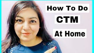 How to do CTM at Home | Summer Skin Care Routine | JSuper kaur