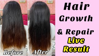 How to GROW Hair Faster and Longer | No Haircut Cream | JSuper Kaur