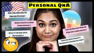 Moving to US, Cuffs N Lashes Store Update & More | Personal QnA #KatChats