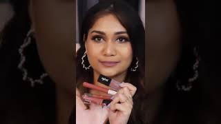 Favorite Nude Lipsticks for Indian Skintone #Shorts / Nidhi Katiyar