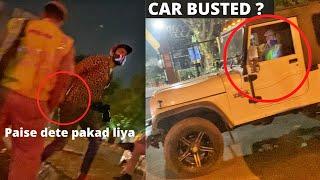 Delhi Police Scammed us In Curfew Time *DELHI - @12:20AM*