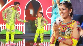 Super Dancer 4 Promo FULL Video | 'Aankh Marey' Par Florina Aur Tushar Ka Dhamakedar Performance