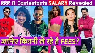 Khatron Ke Khiladi 11 Ke Contestants Ki FEES Jankar Ud Jayenge Hosh | Rahul Vaidya, Nikki, Abhinav