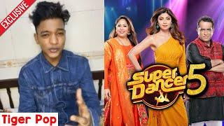 Agle Saal Super Dancer 5 Me Tiger Pop Ban Sakte Hai Super Guru   India's Best Dancer Winner
