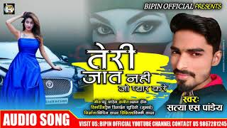 Satya S Pandey Superhit Song - Teri Jaat Nahi Jo Pyar Kare - Koi Baat Nahi 2 - New Hindi Sad Song