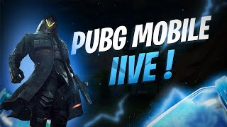 [LIVE????]PUBG MOBILE TRYING TO RANK PUSH |HARD DAYS|