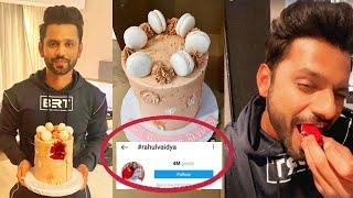 Rahul Vaidya Ko Fans Ne Capetown Me Bheja Surprise, 4 Million Hashtag Celebration