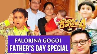 Super Dancer 4 | Papa Ke Itne Karib Hai Florina, Father's Day Par Tasveere Viral