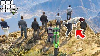 Funny GTA 5 Mod Gameplay Kicking Everybody on My Way ????????