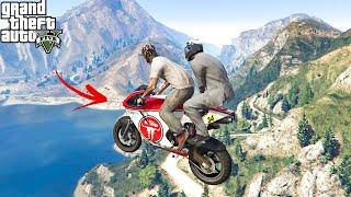 GTA 5 Mods Funny Moments Jump Ragdoll