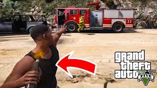 GTA 5 Jumps Funny Falling Moments Ragdolls Compilation (Euphoria physics)
