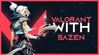 Valorant Live Stream With #SazenGaming StayHome Stay Safe Watch Vaorant Live.