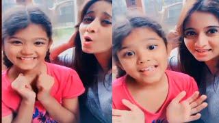 Golden Star Ganesh Daughter Cute Video | Shilpa Ganesh | Harshika Ponacha