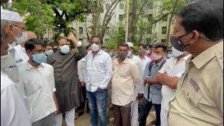 FSOP Labour Ka Aaj Post Mortem Kiya Gaya   Mirza Rahmath Baig Ka Gussa   SACH NEWS  