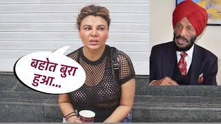 Milkha Singh Ke Bareme Sunkar Rakhi Sawant Ne Kahi Ye Baat