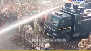 #patiala #teachers #lathicharge | patiala mein teachers & captain govt. ki police beech jhadap