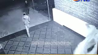 cctv footage | tarang mobile hub mein chori | chaadar gang ka kaarnama