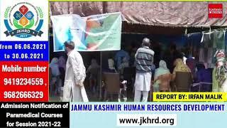 Kashmir Care Held Awareness cum Mobilisation Program in Waterkani Drugmulla.