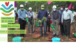 Environment protection efforts at NTPC Ramagundam (June 2021)