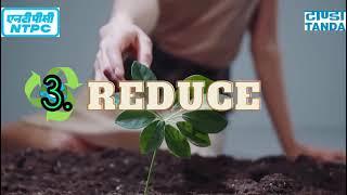 NTPC Tanda's initiatives towards Environment Preservation (June 2021)