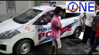 Jalandhar mein petrol pump par hungama , 8ltr ki jagah daala 5 ltr diesel , bulaai police