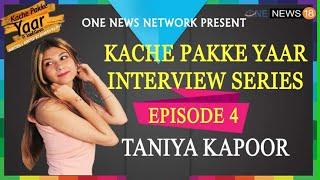 Taniya Kapoor | Kache Pakke Yaar | Punjabi Web Series | Interview series