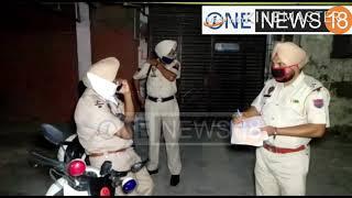 Corona positive patient shifted to civil hospital jalandhar late night on sunday
