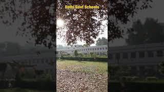 Transformation of Delhi Govt School by Kejriwal Govt #Shorts