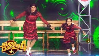 Super Dancer 4 NEW Promo |  Ladki Bane Tushar ????, Tushar Shetty Aur Florina Ka AMAZING Performance